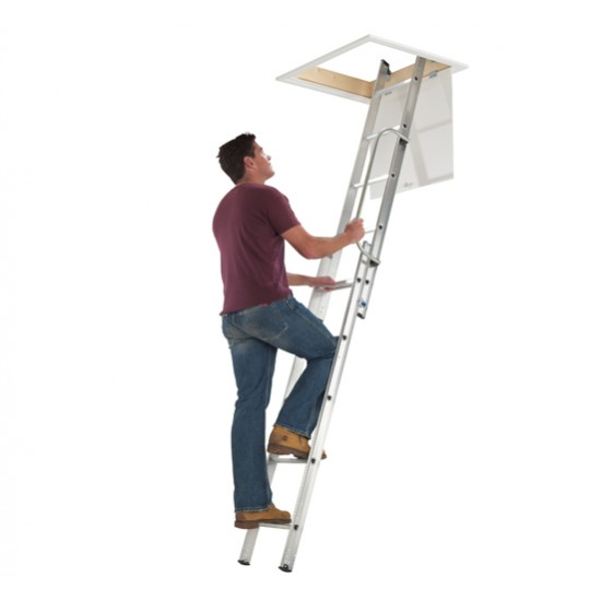 ABRU Aluminium Loft Ladders
