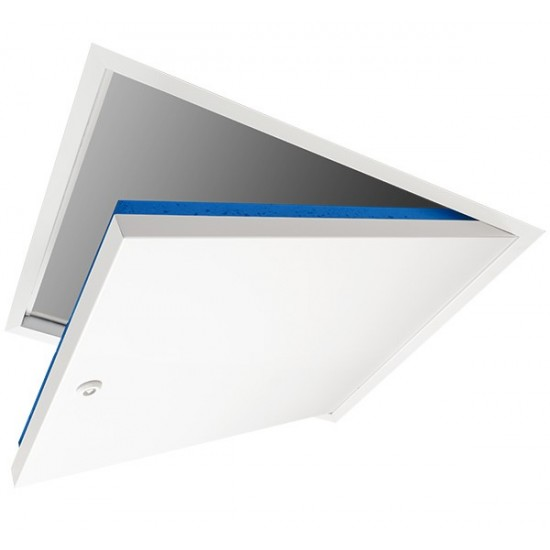 Metal Loft Hatch - Eco Air Tight Metal Non Fire Rated - 540x640mm
