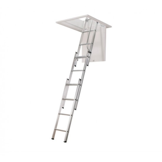 Zarges Aluminium Access Panel Loft Ladders